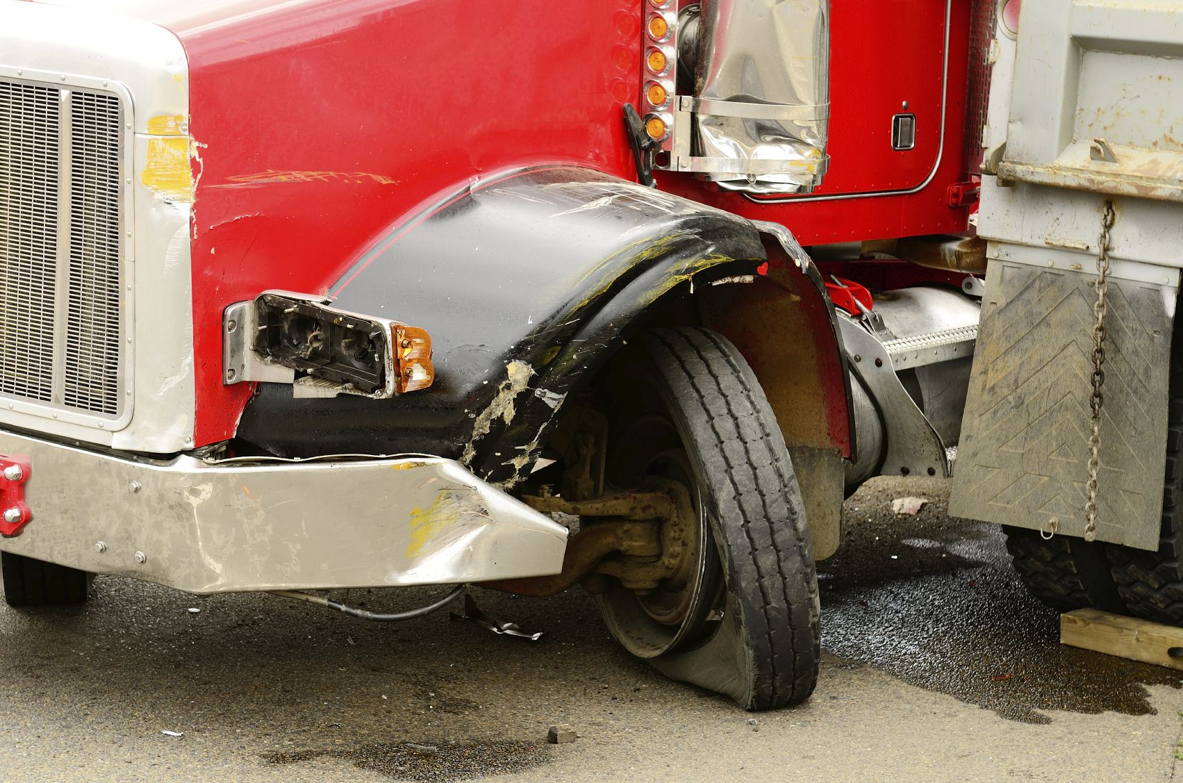 Evidence in Truck Accidents