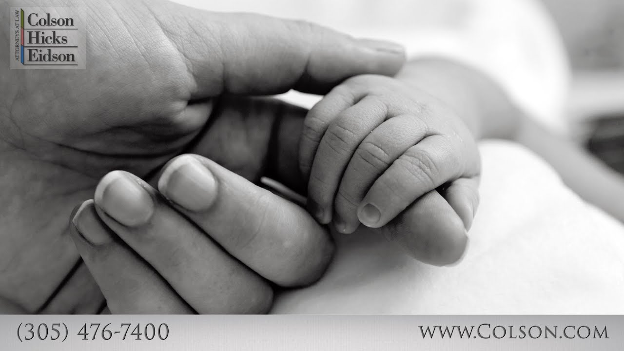 Can You Sue A Military Hospital Because Of A Birth Injury? – Attorney Mike Eidson