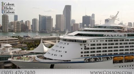 Where To Go With A Cruise Ship Injury Case